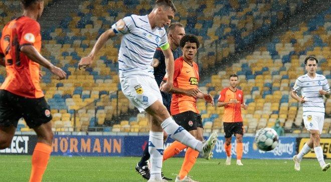 Сергій Сидорчук під час матчу