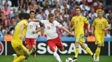 Футбол Польща-Україна