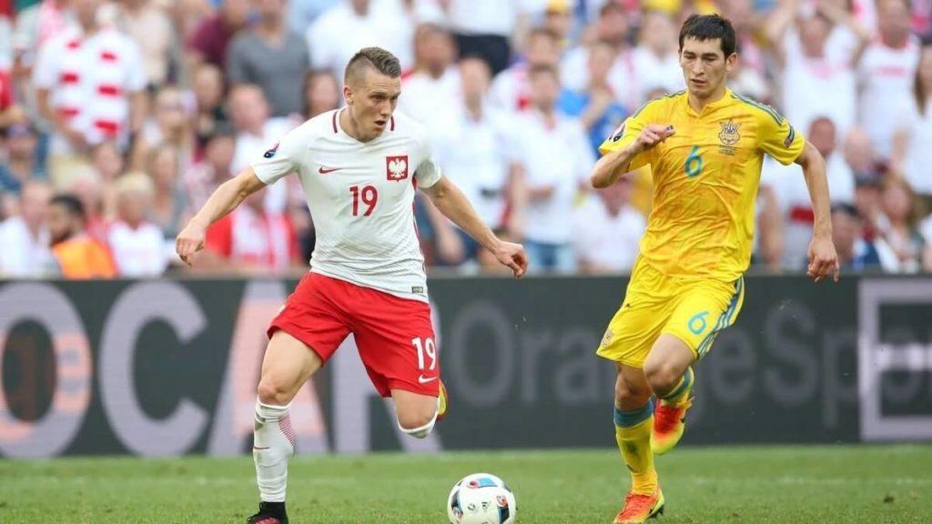 Футбол Україна-Польща
